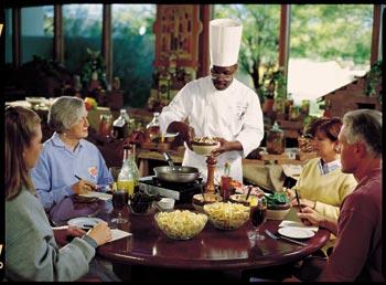 Miraval Chef
