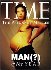 A Pregnant Man - Lee Mingwei