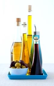 Healthy And Nutritious Olive Oil