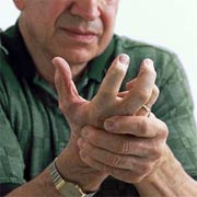 Arthritis Sufferer