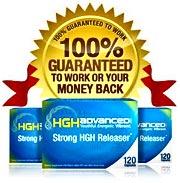 HGH Advanced 180 days money back guarantee