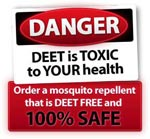 MosquitoPatch Safe Natural DEET Free