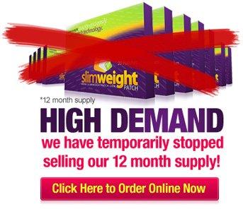 SlimWeight Patch in high demand
