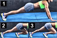 Exercise - Running Plank