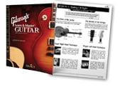 Guitar Lesson Book