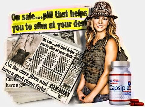 Capsiplex Diet Pills
