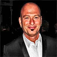 Celebrities with ADHD - Howie Mandel